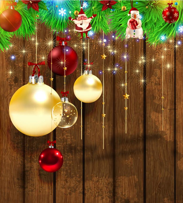 圣诞背景图