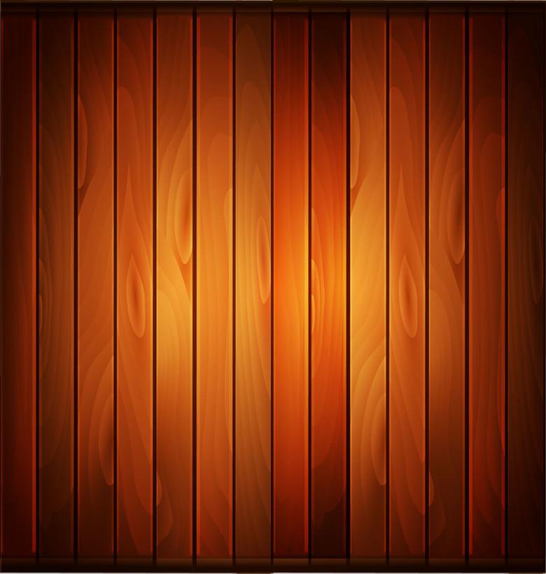 红色质感木纹纹理背景