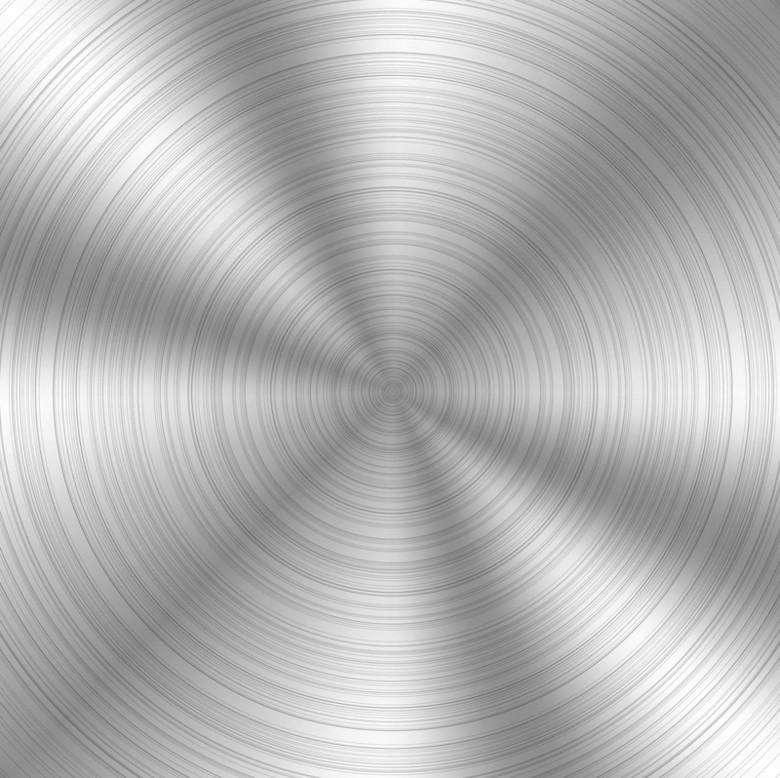 灰色光碟效果展板背景